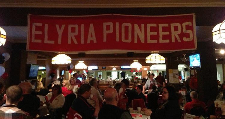 Elyria Pioneers