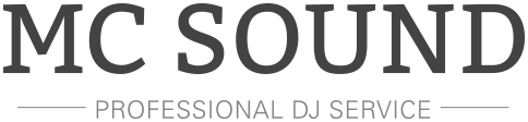 MC Sound DJ Retina Logo